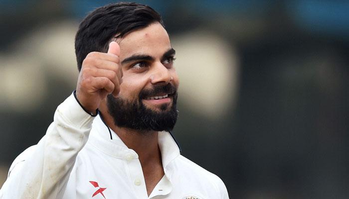रांची का रण जीतने के लिए कप्तान विराट कोहली ने कुंबले नहीं बल्कि रवि शास्त्री के साथ बनाई रणनीति 12
