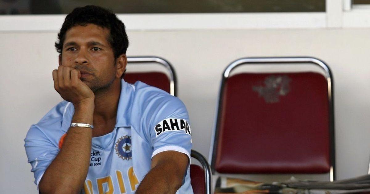 क्रिकेट अपसेट- महान सचिन तेंदुलकर 2007 में इस निराशाजनक मैच के बाद बना चूके थे संन्यास का मन 8