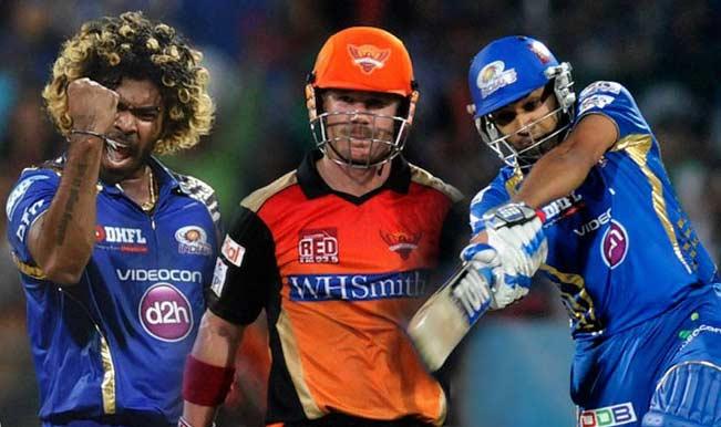 आईपीएल 2017: मुंबई इंडियंस बनाम सनराइजर्स हैदराबाद मैच में इन 6 खिलाड़ियों पर होगी सबकी नज़रे 6