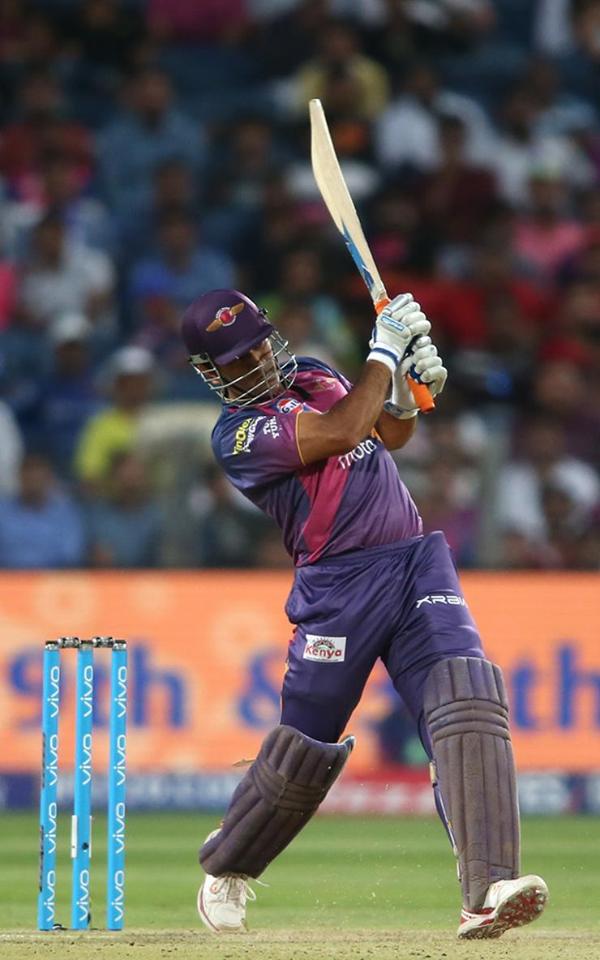 RPS vs SRH: रोमांचक मुकाबले में धुआंधार पारी खेलकर जीत दिलाने के बाद ट्विटर पर छाए महेंद्र सिंह धोनी 1
