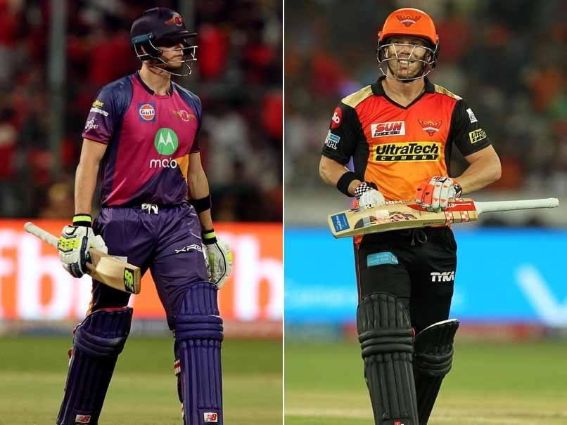 IPL10: RPS vs SRH: राइजिंग पुणे सुपरजायंट ने टॉस जीता पहले गेंदबाज़ी करने का फैसला किया 1