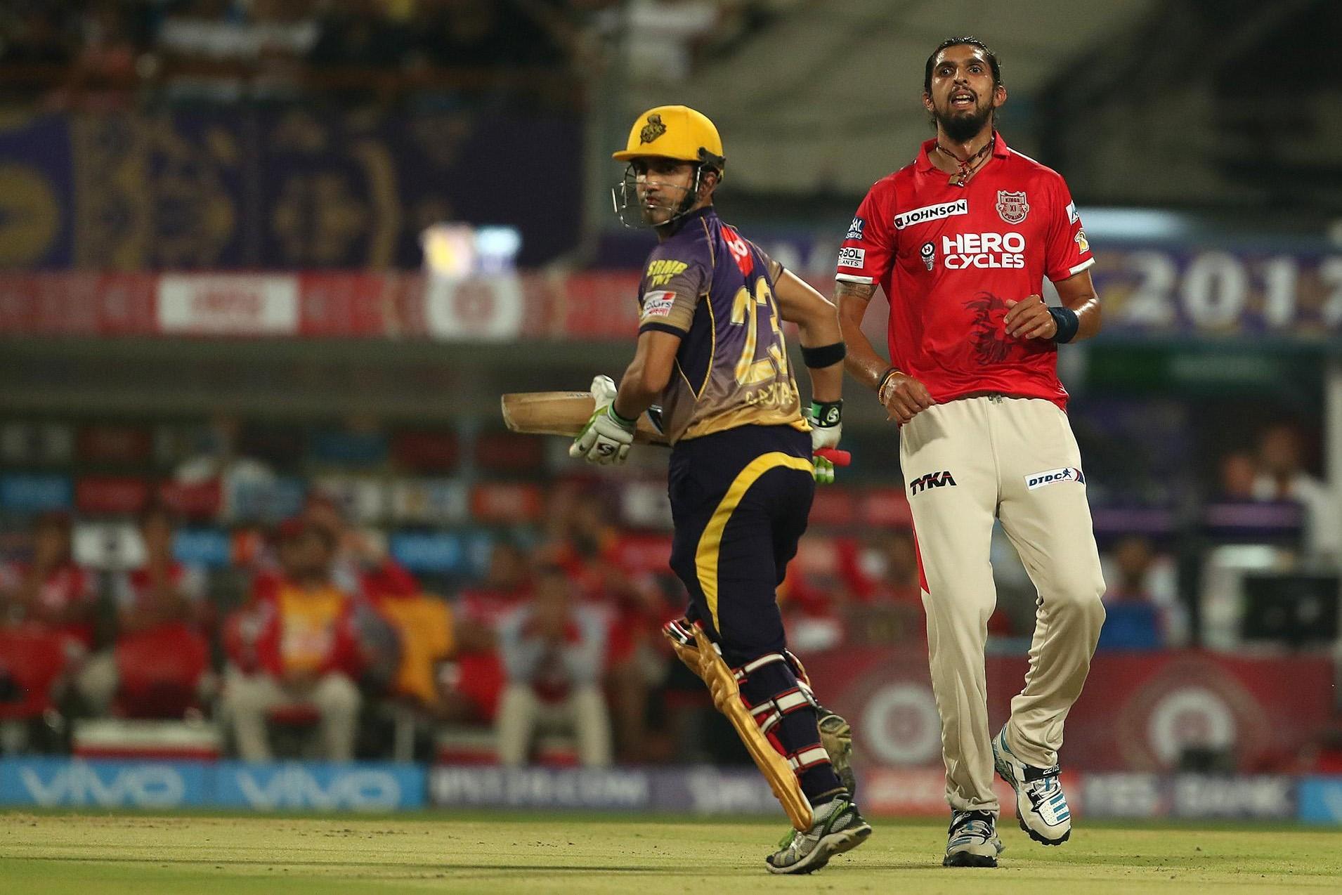 कोलकाता और पंजाब के बीच खेले गए मैच के पांच टर्निंग पोइंट 5