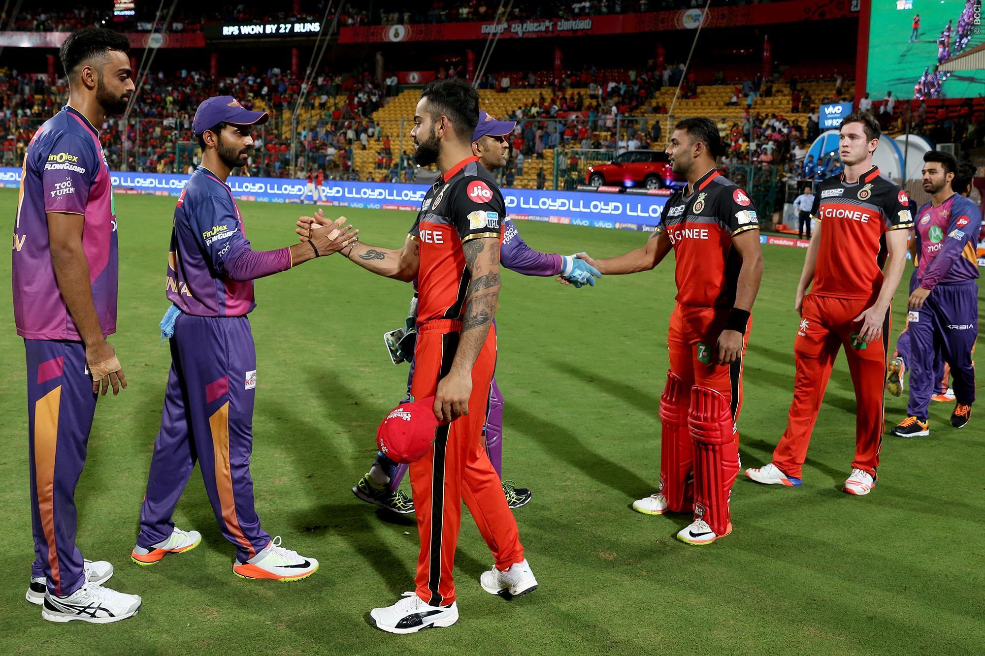 आरसीबी और पुणे के बीच खेले गए मैच में ये थे वो मौके जहाँ बैंगलोर ने गवा दिया मैच 18