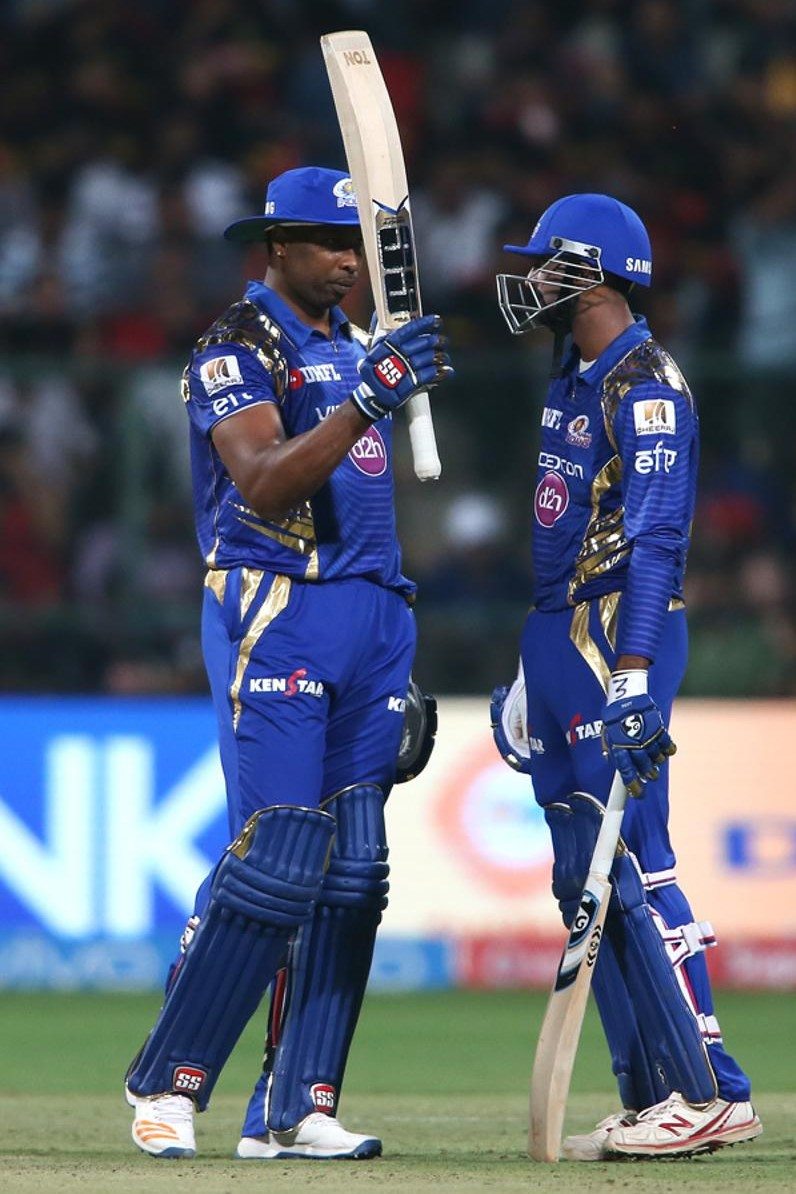 आरसीबी और मुंबई इंडियन्स के बीच खेले गए मैच के पांच टर्निंग पोइंट 2
