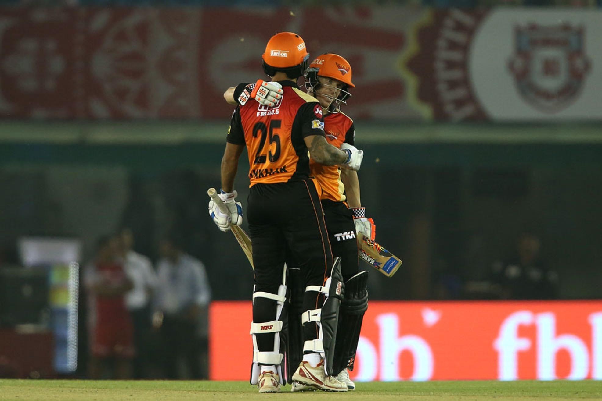 इन पांच कारणों की वजह से पंजाब को करना पड़ा हैदराबाद के खिलाफ करारी हार का सामना 2