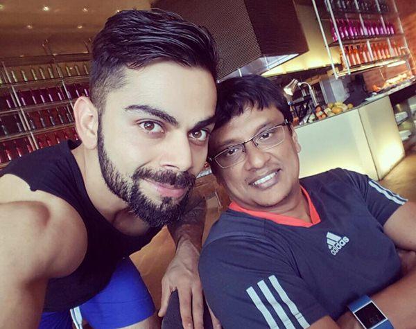 शंकर बासु के साथ जुड़कर बहुत खुश है विराट कोहली, जाने क्या है वजह 9