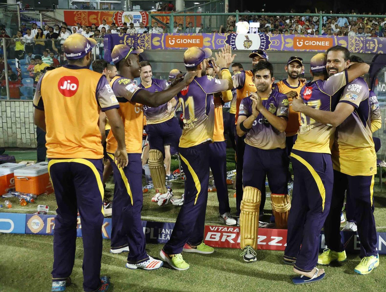 रोमांचक मुकाबले में जीत के बाद केकेआर के कप्तान गौतम गंभीर ने दिल्ली की टीम के इस फैसले की जमकर आलोचना की 1