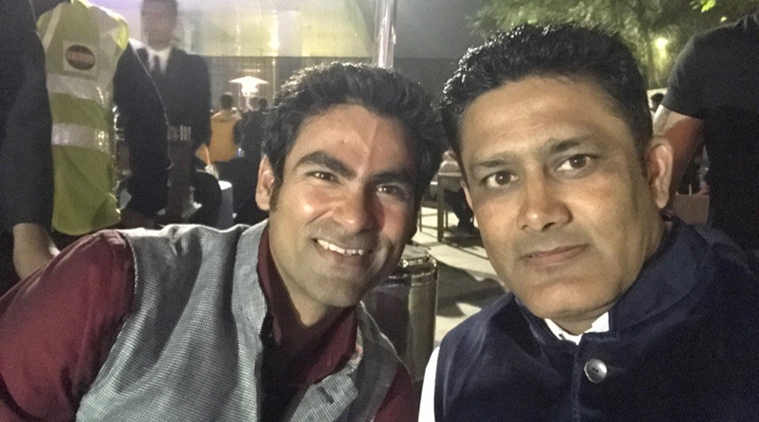 भारतीय कोच अनिल कुंबले ने पुरे किये अंतर्राष्ट्रीय क्रिकेट में 27 साल, गुजरात के सहायक कोच ने दिया जम्बो को खास संदेश 16