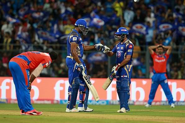 मुंबई बनाम गुजरात : इन पांच मौकों पर मुंबई इंडियंस ने मैच में मार ली बाज़ी 17