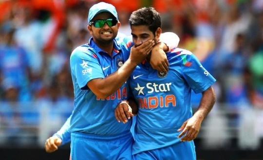 अब सुरेश रैना और भुवनेश्वर कुमार को बीसीसीआई में मिली अहम जिम्मेदारी 1