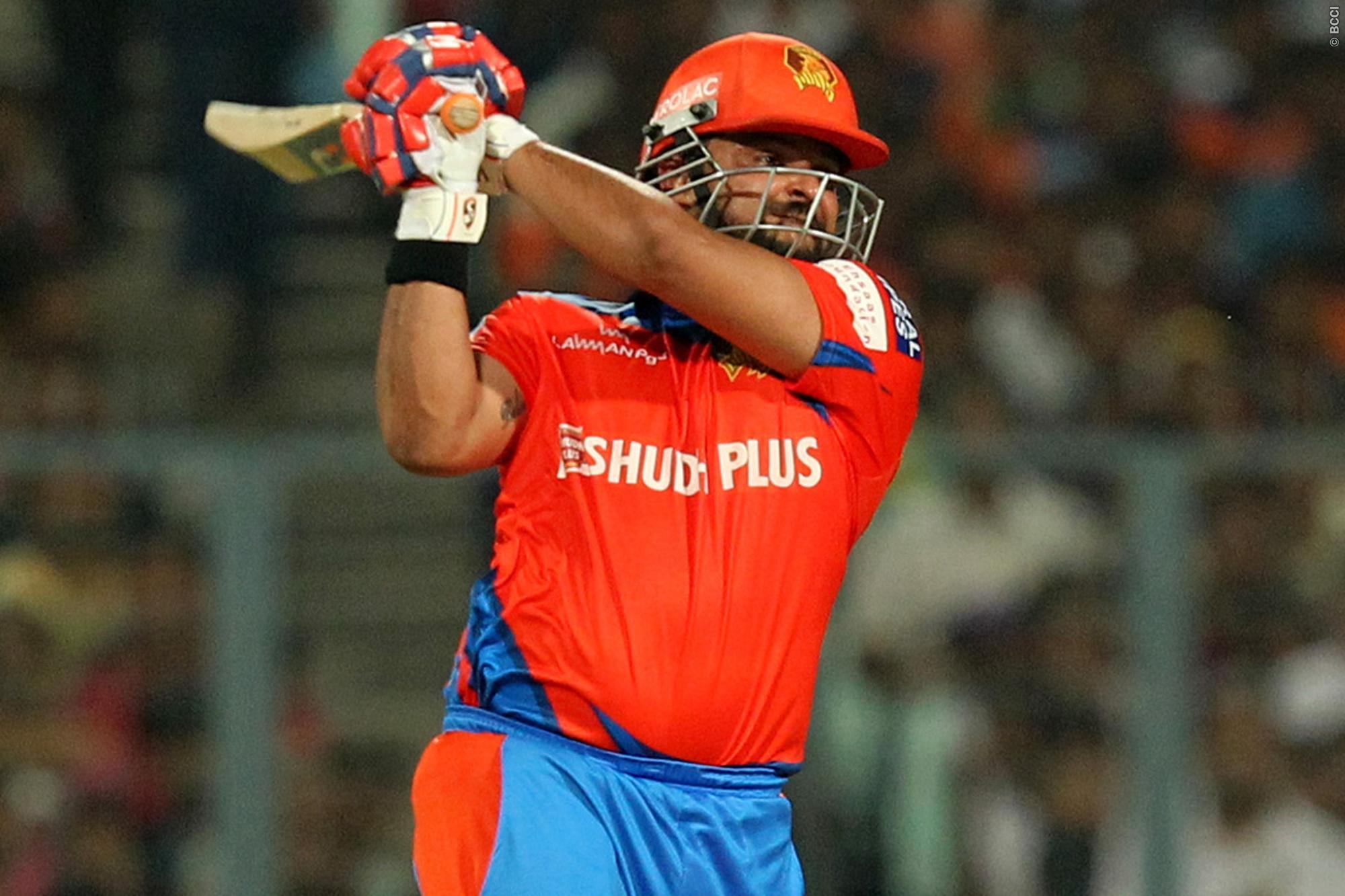 IPL10: कल रात केकेआर के खिलाफ आतिशी पारी खेलने वाले सुरेश रैना ने बढ़ाया गेल के सबसे रिकॉर्ड की तरह बड़ा कदम 1