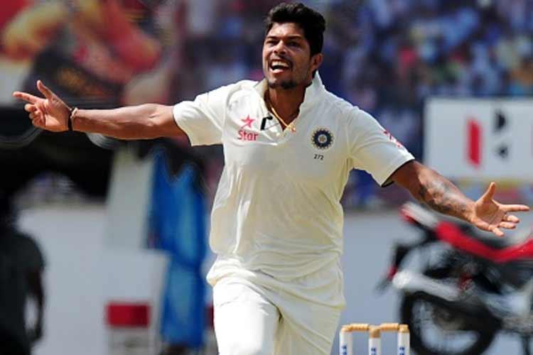 घरेलू सीजन में सभी टेस्ट मैच खेलने का फायदा मिला: उमेश