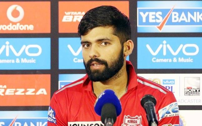 अपने घरेलू मैदान पर हैदराबाद के खिलाफ होने वाले मुकाबले से पहले मनन वोहरा ने दी वार्नर की टीम को कड़ी चेतावनी