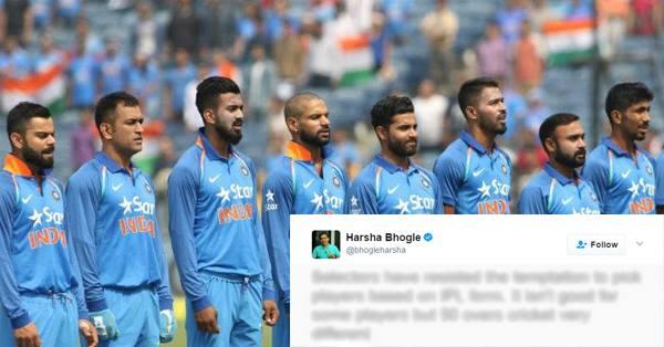 चैंपियंस ट्रॉफी के लिए चुनी गयी टीम पर हर्षा भोगले ने दी अपनी प्रतिक्रिया, आईपीएल पर दिया बड़ा बयान 1