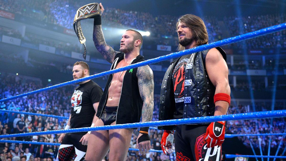 WWE SMACK DOWN रिजल्ट 10 मई 2017, अंत में भारतीय रेसलर पड़ा WWE चैंपियं पर भारी 2