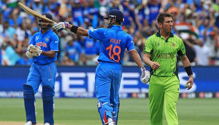 चैंपियन ट्रॉफी के तुरंत बाद भारत-पाक के बीच होगा द्विपक्षीय सीरीज 14
