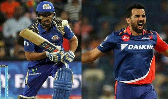 DD vs MI: दिल्ली डेयरडेविल्स ने टॉस जीता पहले गेंदबाज़ी करने का फैसला किया 1