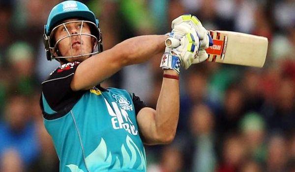 ऑस्ट्रेलिया के तूफानी बल्लेबाज क्रिस लिन ने टी-20 क्रिकेट में अपने नाम किया ये खास रिकॉर्ड 5