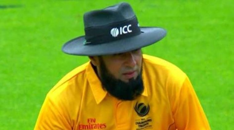 वीडियो- पाकिस्तान अम्पायर अलीम डार को तीसरे वनडे से पहले विराट कोहली ने बोल डाली ये बड़ी बात 4