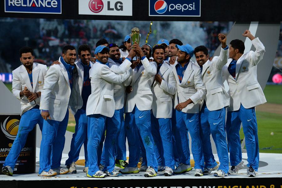 पांच ऐसे खिलाड़ी जो बिना कोई मैच खेले बने चैंपियंस ट्रॉफी के विजेता, टॉप पर भारतीय खिलाड़ी शामिल 1