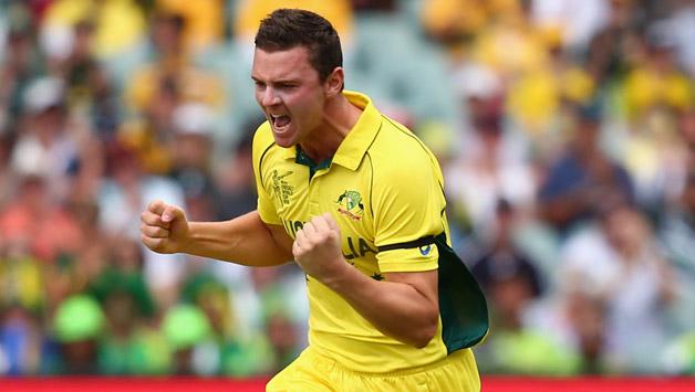 चैंपियंस ट्रॉफी के लिए अपनी पेस बैटरी के दम पर ऑस्ट्रेलिया के तेज गेंदबाज जोश हेजलवुड ने भरी हुंकार 4