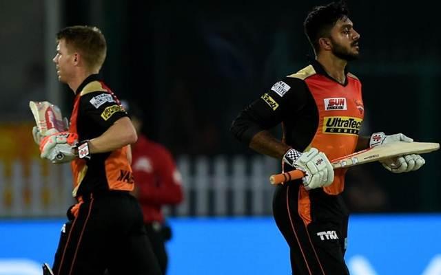 आईपीएल में अपने अनुभव को लेकर खुलकर बोले विजय शंकर 12