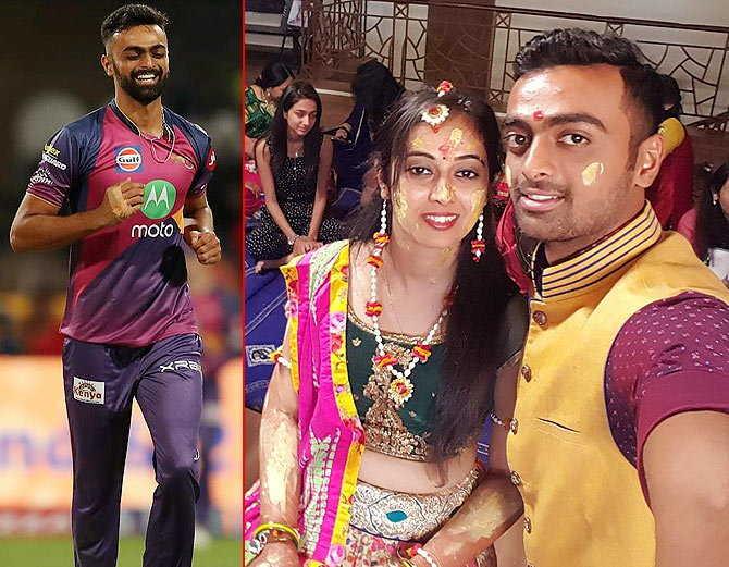 पुणे को फाइनल तक पहुँचाने में इस खिलाड़ी का रहा हैं बहुत बड़ा किरदार, निजी जिंदगी में कुछ ऐसा हैं यह युवा खिलाड़ी 1