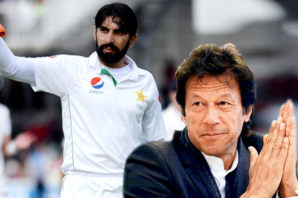 इमरान खान और मिस्बाह-उल-हक की तुलना पर वसीम अकरम ने तोड़ी अपनी चुप्पी, दिया बड़ा बयान 1