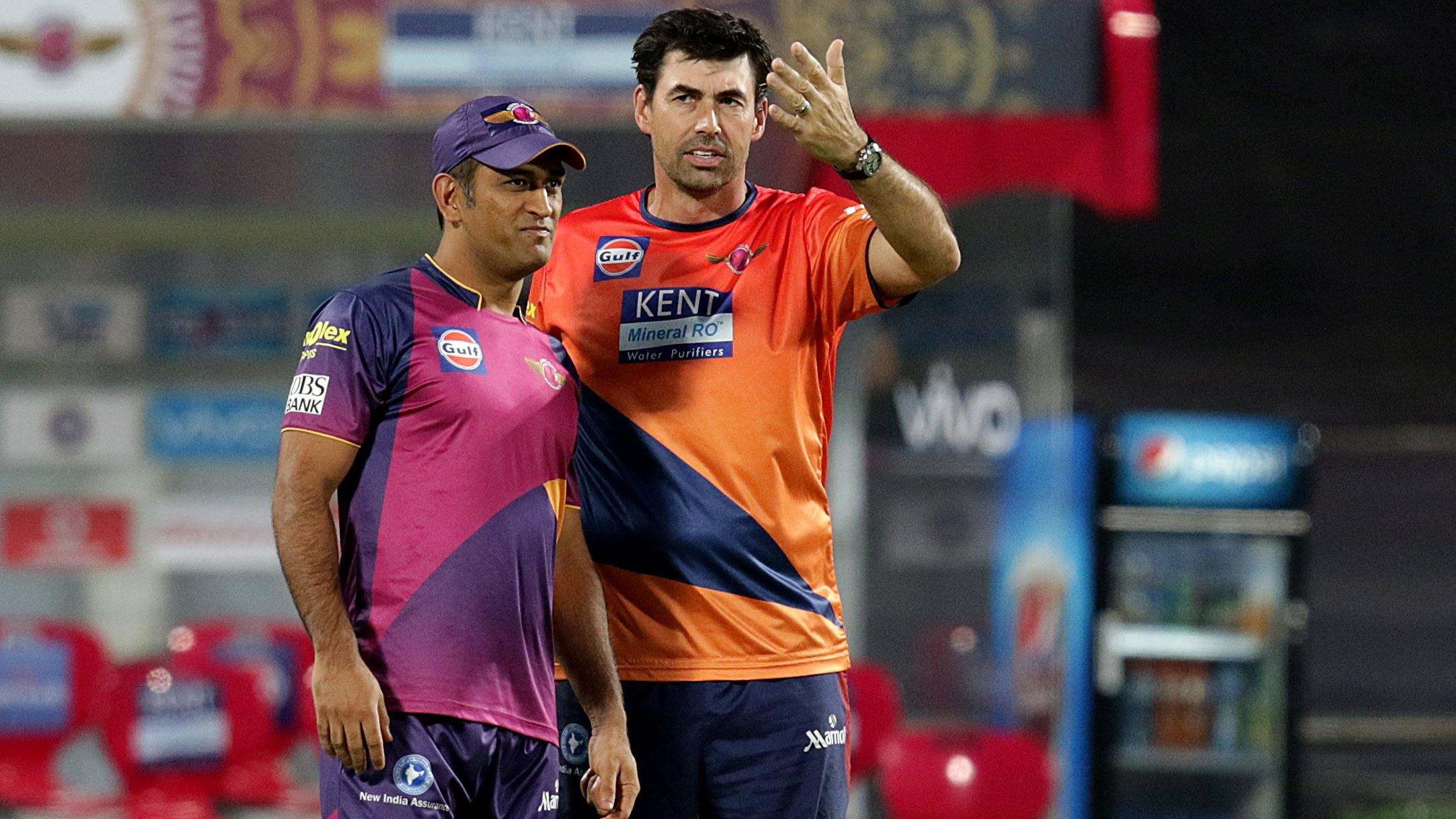 अगले साल पुणे सुपरजायंट की टीम के आईपीएल में ना होने से दु:खी है यह दिग्गज खिलाड़ी 1