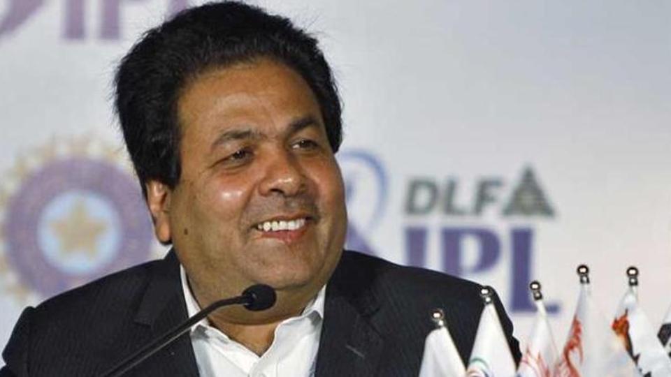 REPORTS: बीसीसीआई उपाध्यक्ष बनने की दौड़ में सबसे आगे हैं राजीव शुक्ला 5