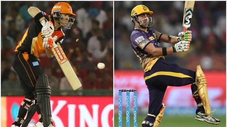 आईपीएल 10: कोलकाता के सामने हैदराबाद की कड़ी चुनौती, इन खिलाड़ियों को मिल सकता है मौका 1
