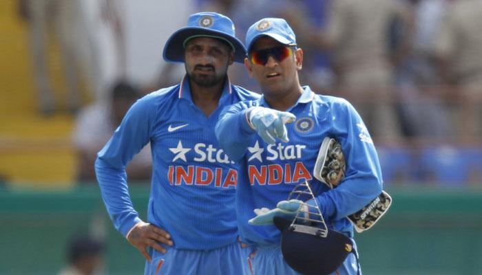 """""""धोनी भारत के लिए खेल लिया है अपना अंतिम मैच"""" हरभजन सिंह ने माही के संन्यास पर खत्म किया बहस 1"""