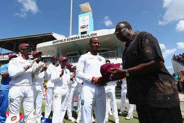 दो विश्व कप जीताने वाले इस दिग्गज ने कहा चैम्पियन्स ट्राफी में वेस्टइंडीज की टीम को मिलनी चाहिए वाइल्ड कार्ड एंट्री 4