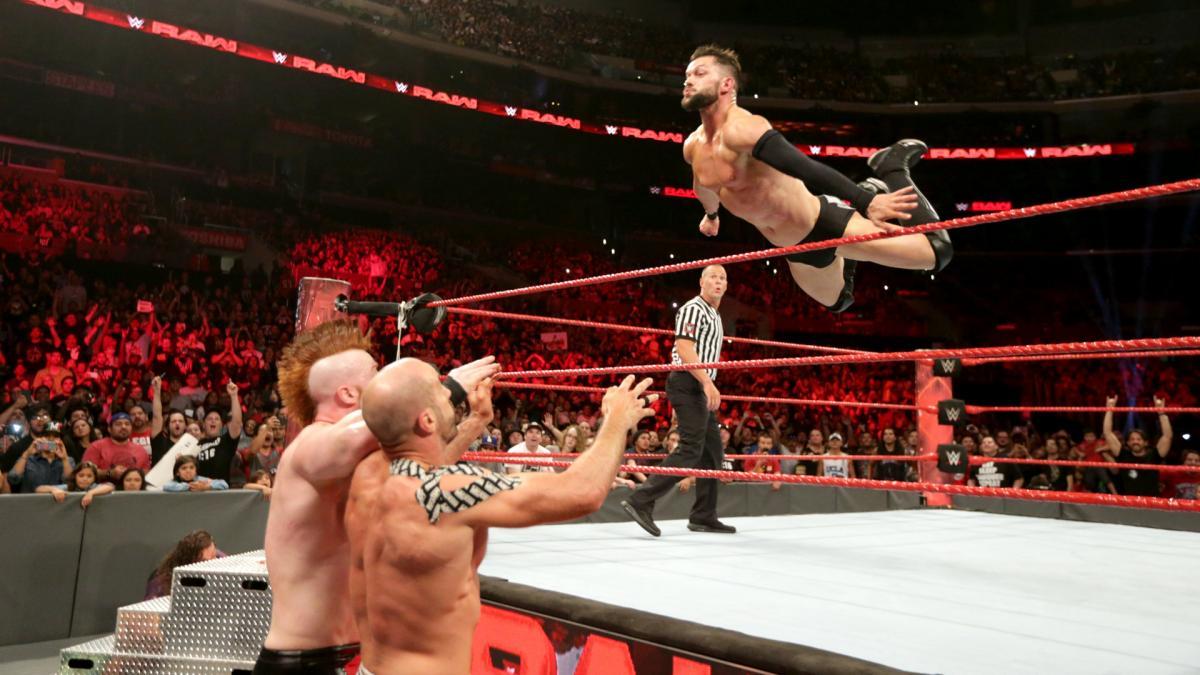 WWE RAW रिजल्ट्स : 27 जून 2017, ब्रोक लिसनर के साथ हुआ कुछ ऐसा जो आजतक नहीं हुआ था 3