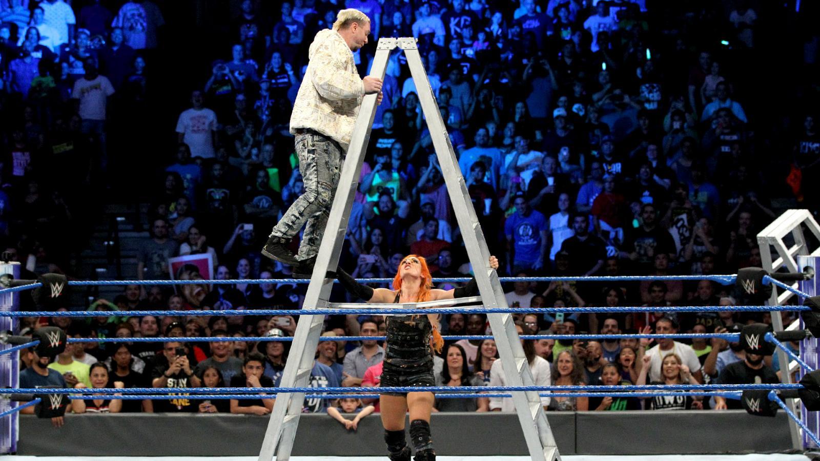 WWE SmackDown रिजल्ट्स : 28 जून 2017 : महिला मनी इन द बैंक का आख़िरकार हुआ फैसला 1