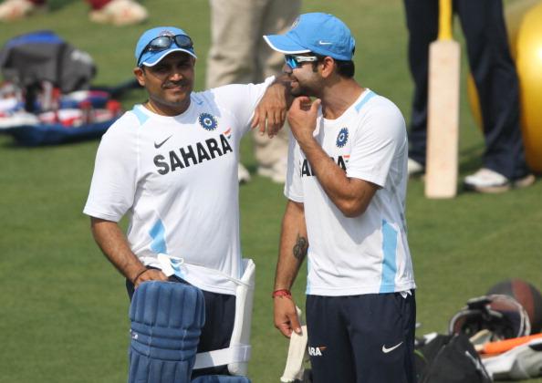भारतीय टीम का कोच बनने से पहले ही विराट कोहली को लेकर ये क्या कह गये वीरेंद्र सहवाग 4