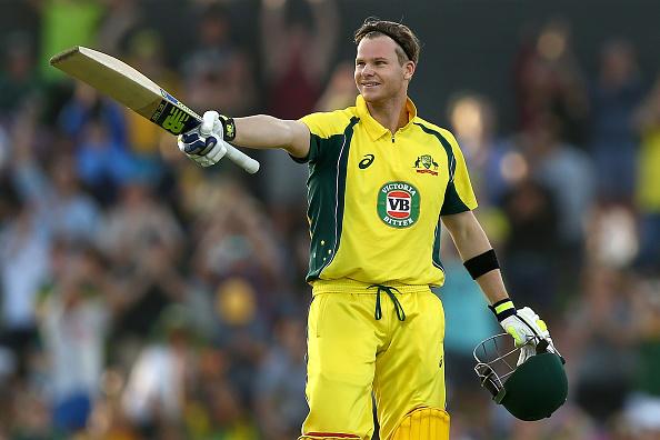 AUS vs IND : 'मैन ऑफ द मैच' स्टीव स्मिथ ने बताया, अपनी तूफानी बल्लेबाजी का असली राज 1
