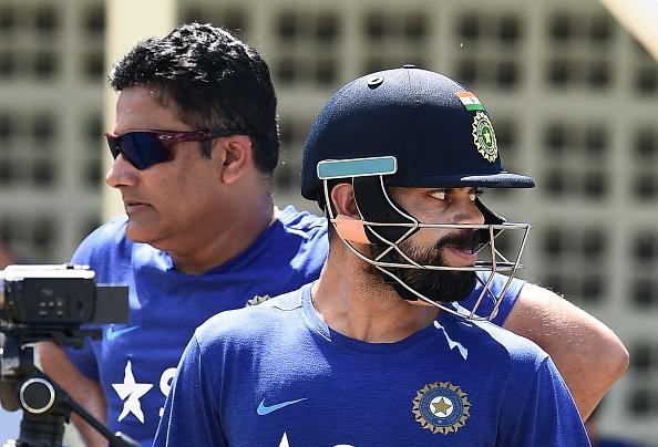 पाकिस्तान से मिली हार के बाद इस दिग्गज भारतीय को टीम में नहीं चाहते है विराट कोहली, किया सीओए से मुलाकात 2
