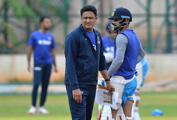 पाकिस्तान से मिली हार के बाद इस दिग्गज भारतीय को टीम में नहीं चाहते है विराट कोहली, किया सीओए से मुलाकात 1