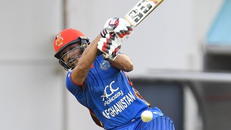 राशिद खान के सामने एक बार फिर घुटने टेकते नजर आये वेस्टइंडीज के बल्लेबाज 2