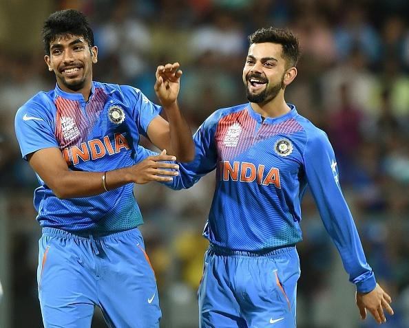 जसप्रीत बुमराह ने किया खुलासा कप्तान कोहली ने दे रखी है बुमराह को भारतीय टीम में यह जिम्मेदारी 12