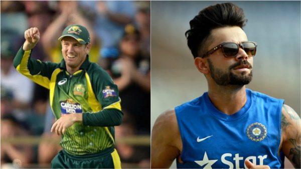 ऑस्ट्रेलियाई बल्लेबाजजॉर्ज बेली ने स्टीव स्मिथ नहीं इस भारतीय खिलाड़ी को बताया दुनिया का सर्वश्रेष्ठ बल्लेबाज 1
