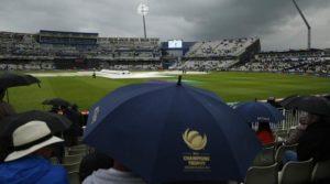 बारिश के कारण एक बार फिर मैच में पड़ेगा खलल, नहीं देखने को मिलेगा 50 ओवर का पूरा मैच 2