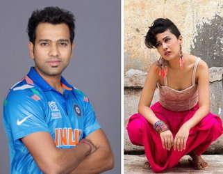 शादीशुदा रोहित शर्मा की दीवानी हुई ये लड़की, चैम्पियन्स ट्राफी में कई बार चीयर करती हुई आई नजर 14