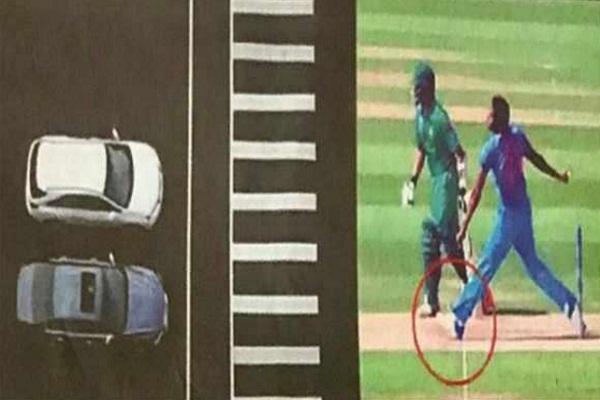 भारतीय तेज गेंदबाजजसप्रीत बुमराह की नो बॉल का राजस्थान की जयपुर पुलिस ने ऐसे उठाया फायदा 4