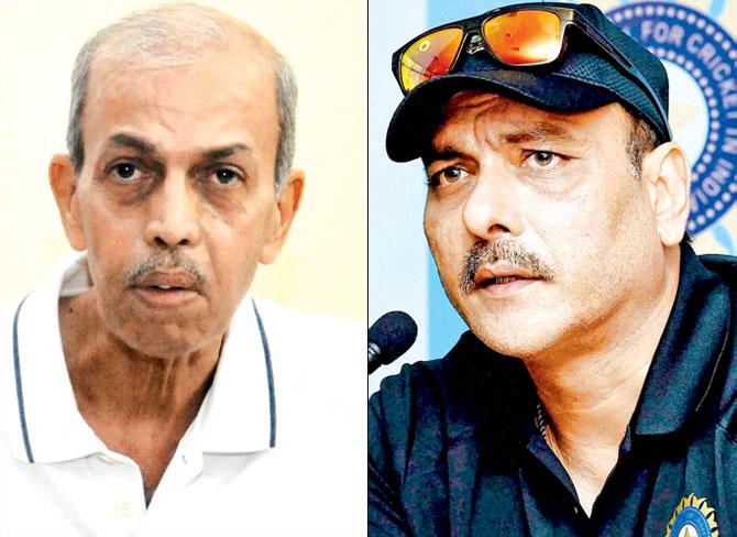 रवि शास्त्री के कोच पद के लिए आवेदन करने पर भड़का यह भारतीय खिलाड़ी, किया कड़े शब्दों में निंदा 13