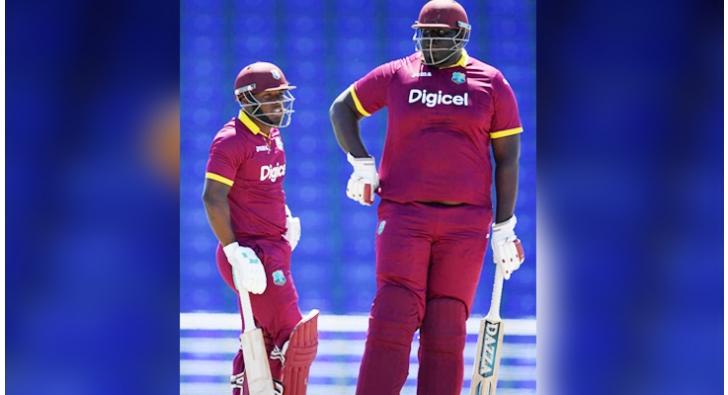 वेस्टइंडीज के इस140 किलो के क्रिकेटर की प्रतिभा देखकर आप भी हो जायेंगे हैरान, कोहली को भी कर चूका है आउट 1