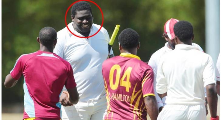 वेस्टइंडीज के इस140 किलो के क्रिकेटर की प्रतिभा देखकर आप भी हो जायेंगे हैरान, कोहली को भी कर चूका है आउट 3