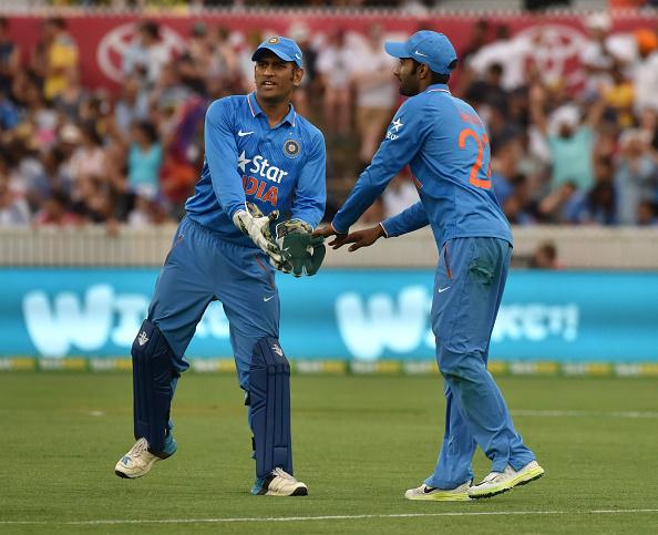 पाकिस्तान के खिलाफ बल्लेबाजी का मौका नहीं मिलने के बाद भी धोनी को मिला एक नया प्रशंसक 3
