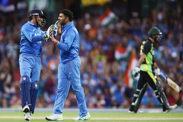 पाकिस्तान के खिलाफ बल्लेबाजी का मौका नहीं मिलने के बाद भी धोनी को मिला एक नया प्रशंसक 1